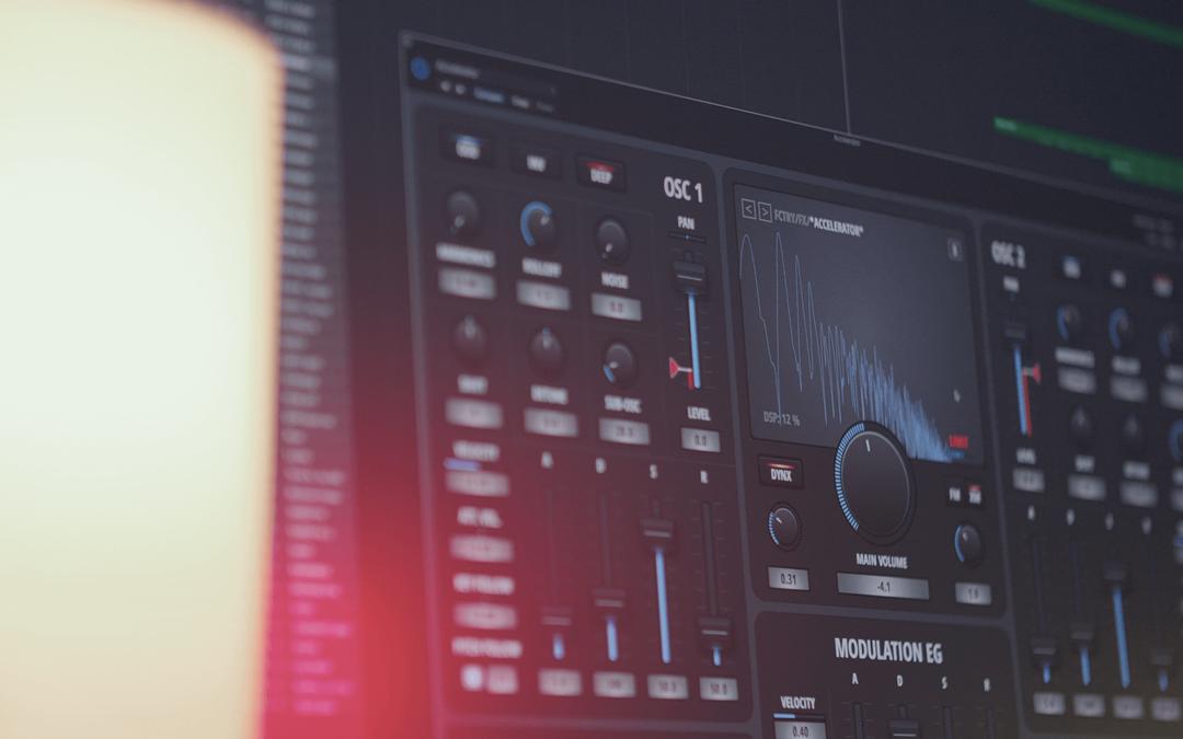 Nektar Technology launch Bolt VSTi Synthesizer
