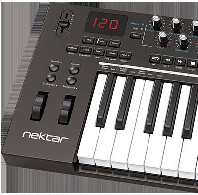 Impact LX25 Plus | Nektar Technology, Inc