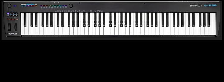 IMPACT GXP88 MIDI Controller Keyboard