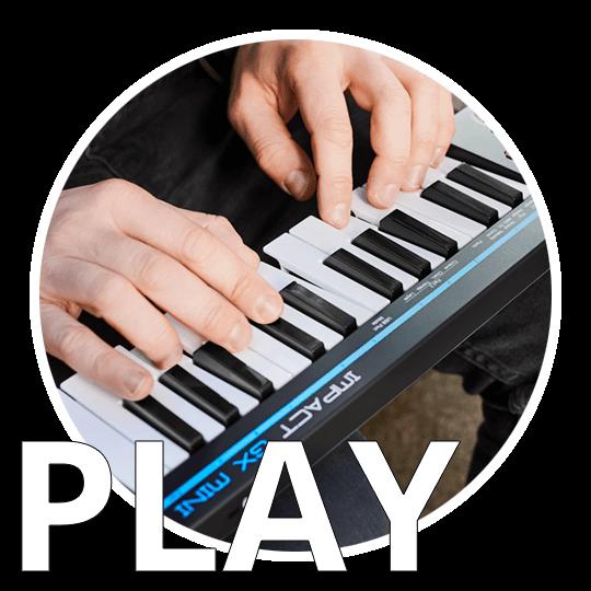 GX Mini Keyboard