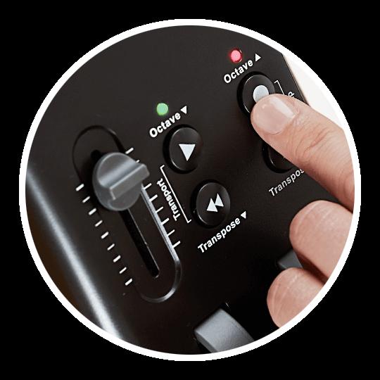 SE49 Button Controls