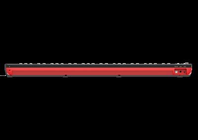SE61 MIDI Controller Rear View