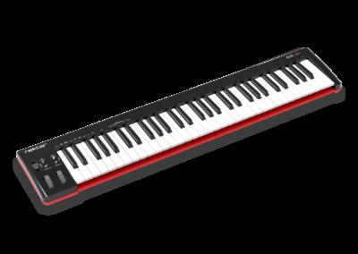 SE61 MIDI Controller left Angle