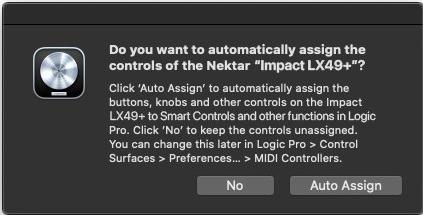 Logic - Auto Assign - Impact